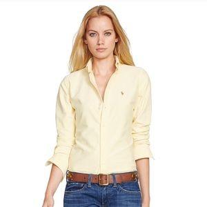 Ralph Lauren slim fit woman's button up